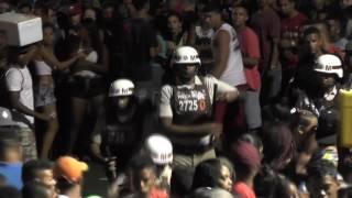Pancadarias e brigas na Micareta de Santana - 2016