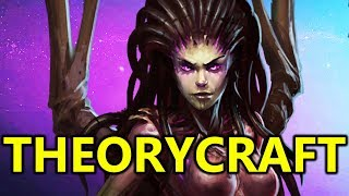 ♥ NEW Kerrigan First Impressions & Theorycrafting - Heroes of the Storm (HotS Gameplay)