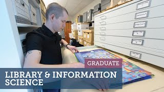 Master of Science in Library & Information Science thumbnail