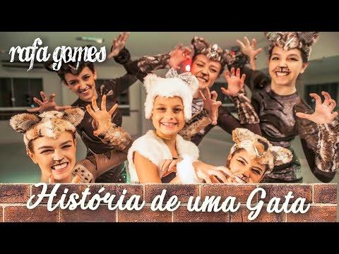 HISTÓRIA DE UMA GATA  Chico Buarque - RAFA GOMES Cover
