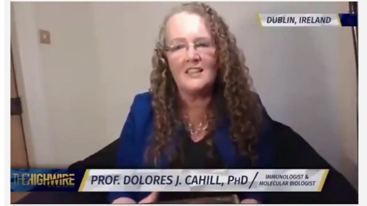 Prestigiosa doctora informa: la vacuna Cv19 no es segura.