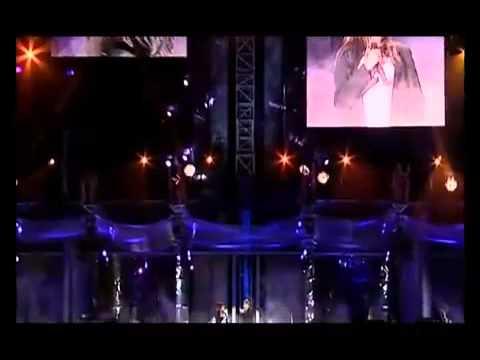 Johnny Hallyday et Chimène Badi - Je te promets