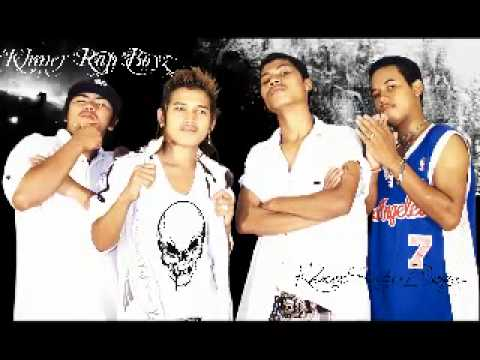 Khmer Rap Boyz Sexy girls In cambodia2011  II