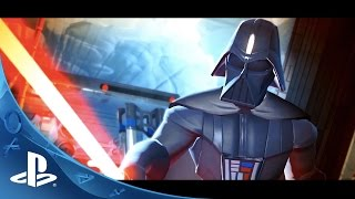 Disney Infinity 3.0 -  E3 2015 Trailer | PS4, PS3