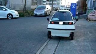 BUBU501-光岡自動車製3輪ミニカー