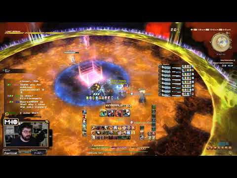 FFXIV's Hard Core Raiding Community Spent The First 12 Hours Doing