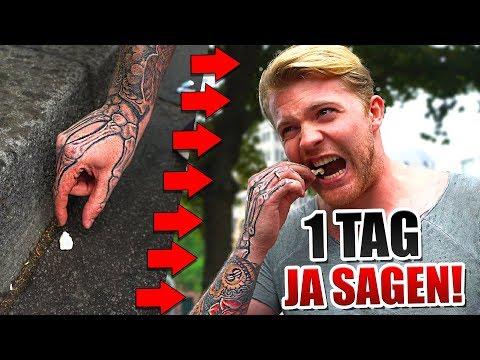 1 Tag lang JA SAGEN! #3 - Andre vs Cengiz