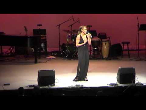 Deborah Cox @ Broadway in South Africa Benefit Concert 2009