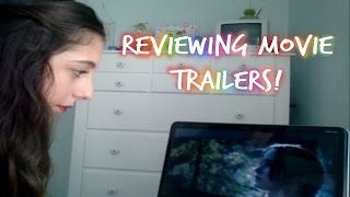 REVIEWING MOVIE TRAILERS | November 2014 Thumbnail