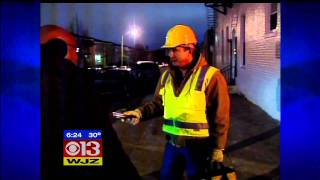 WJZ Reports: Stray Voltage in Baltimore