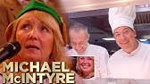 Michelin Mum Has Her Own Food Served To Her! | Michael McIntyre