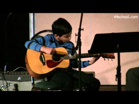 Mohit M   44 School of Music  Portland Concert 2013  Guitar Lessons