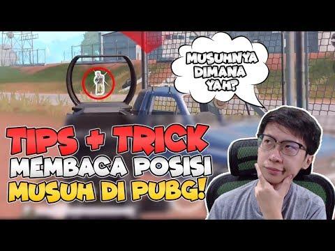 TRIK MENGETAHUI STEP & POSISI MUSUH SEPERTI PRO PLAYER! - PUBG Mobile Indonesia