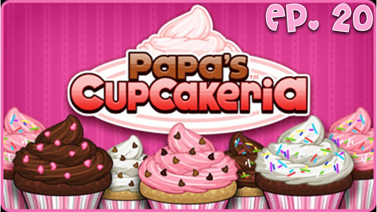Papa S Cupcakeria Episode 20 Summer Luau Youtube
