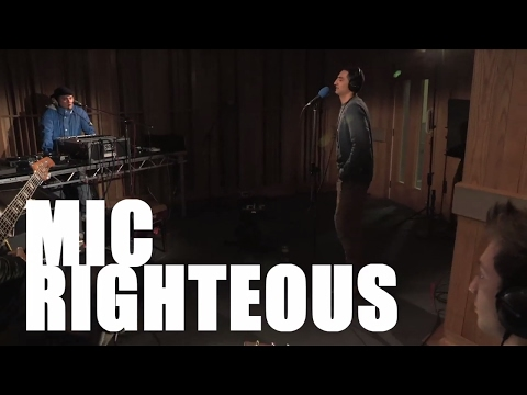 Mic Righteous - Fire in the booth UnPlugged PT2