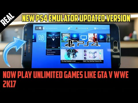 100 Real Download Ps4 Emulator For Android Play
