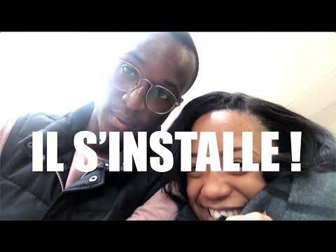 APRES 4ANS D'AMOUR A DISTANCE, IL ME REJOINT !    CeriseDaily 🍒