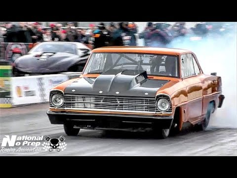 Street Outlaws: No Prep Kings Official Thread - The Chicago