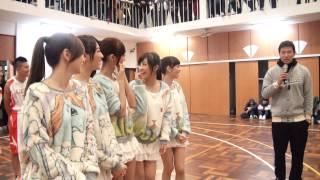 Popu Lady V.S 滬江高中籃球隊