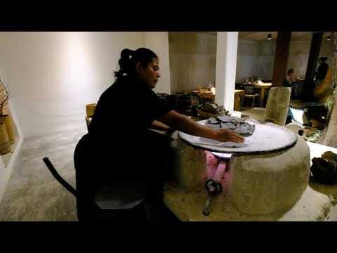 Making Fresh Tortillas At Criollo In Oaxaca, Mexico (spin-off Of The Famous Pujol), Filmed In 4k