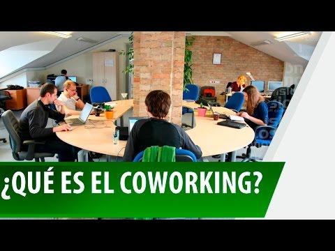 Qué es un Coworking - Nos Cogió La Noche