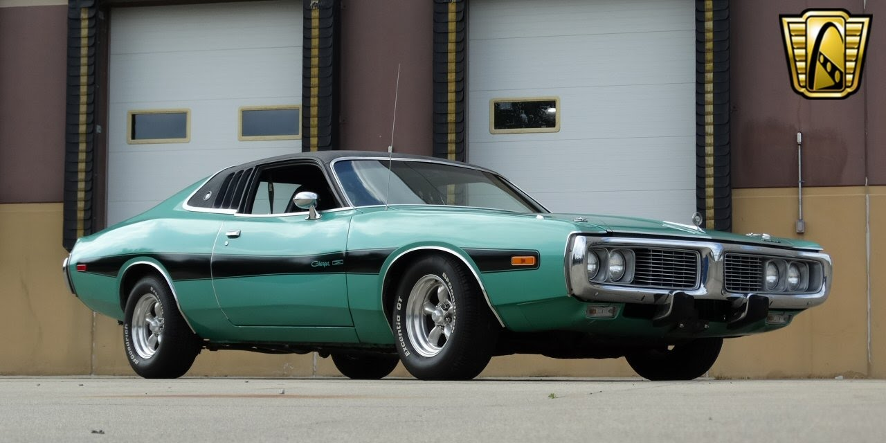 1974 Dodge Charger 440 Se For At Gateway Clic Cars Stl