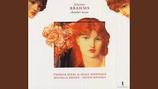 Trio in A Minor, Op. 114: III. Andantino grazioso