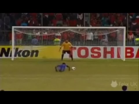 Top 10 Funny Goals in Football worldcup Don't Miss