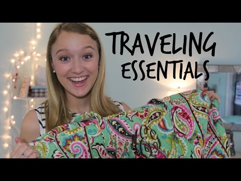 My Summer Traveling Essentials!