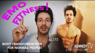 EMO fitness! Health transformation for NORMAL people!