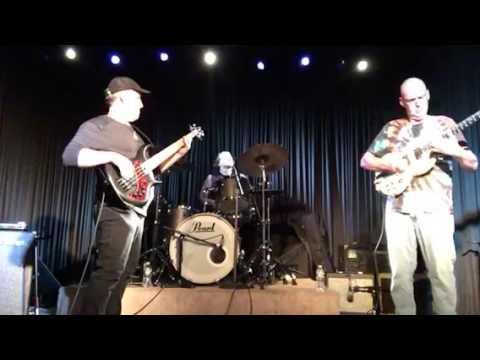 Trio Dee Force ALL BLUES  Steve DePra bass Stan Lassiter Sean Kevin O'Rourke