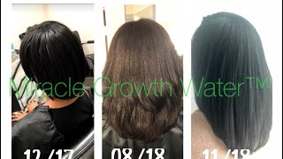 MIRACLE GROWTH WATER™️ GROW YOUR HAIR LONGER AND THICKER