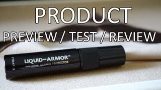 Liquid Armor | Product PREVIEW / TEST / PREVIEW