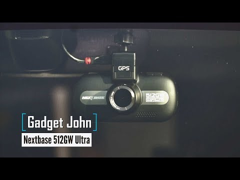 Nextbase 512GW Ultra Dash Cam | Review And Sample Video
