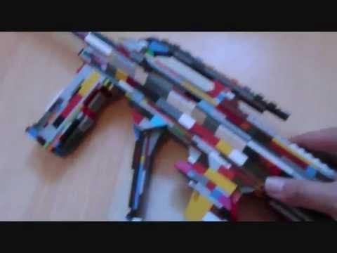 Call Of Duty: Black Ops(BO) - Lego Steyr AUG (Stg.77)