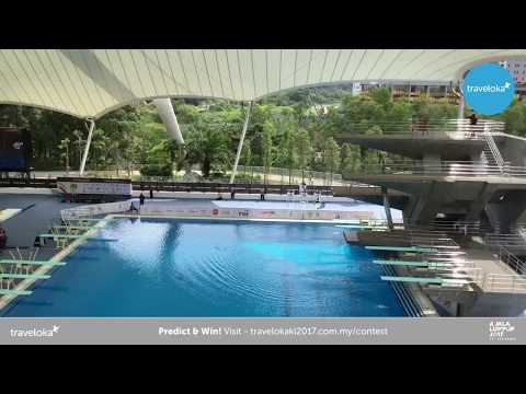 Men's  Synchronised 10m Platform  (Final) - LIVE from National Aquatic Centre