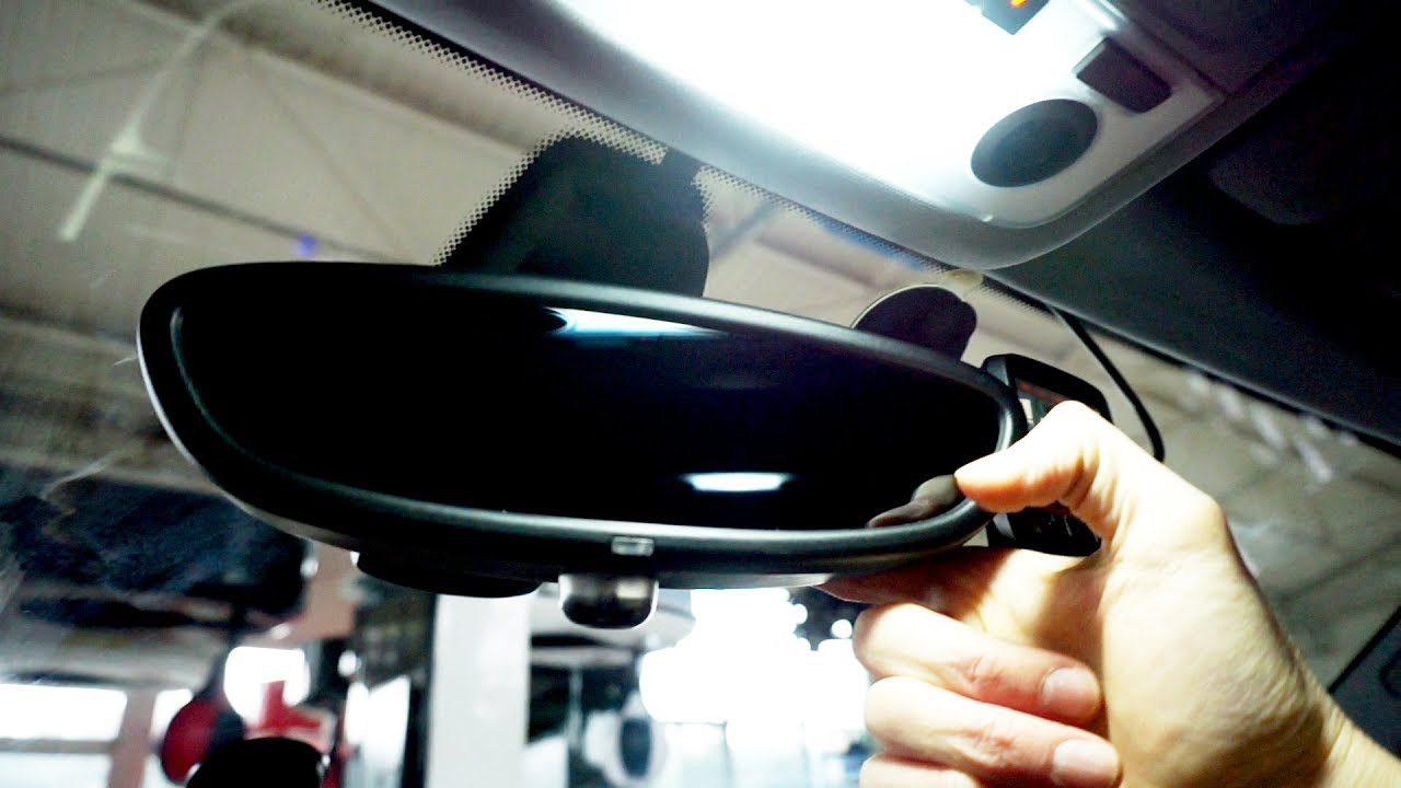 How An Auto Dimming Rear View Mirror Works Photochromatic Mirror