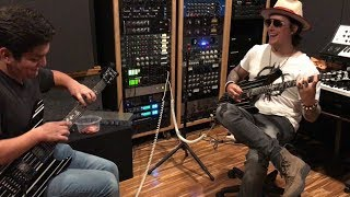 Project 3/3: Jamming out with Synyster Gates