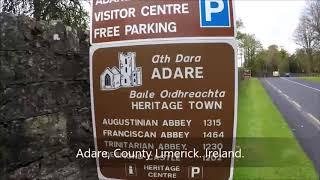 Adare Country Limerick Ireland