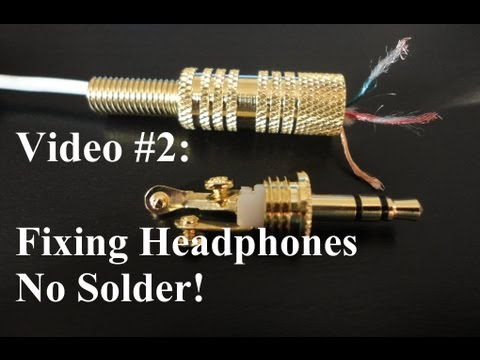 no sound from headphones how to fix