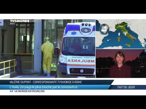 Coronavirus en Italie: le choix cornélien des médecins face au manque de respirateurs artificiels