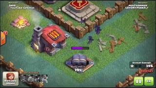 Clash of Clans | EPIC Builder Hall 6 Base 3666 CUPS | New CoC BH6 Base After NIGHT WITCH UPDATE!!