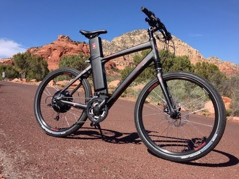 eFlow E3 Nitro Electric Bike in for Review | Electric Bike Report