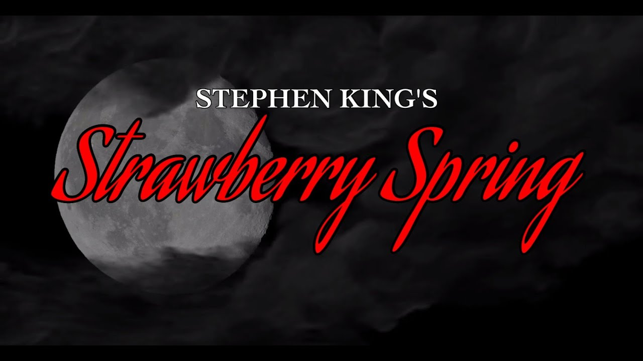 """stephen king s strawberry spring Author wayne c booth coined the phrase """"unreliable narrator"""" in 1961 to  in stephen king's short story, """"strawberry spring,"""" (1968) the."""