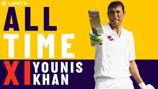 Mohammad, Tendulkar & Sobers - Younis Khan's All Time XI thumbnail