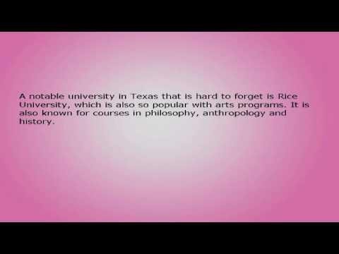 Texas Tech Online Degrees