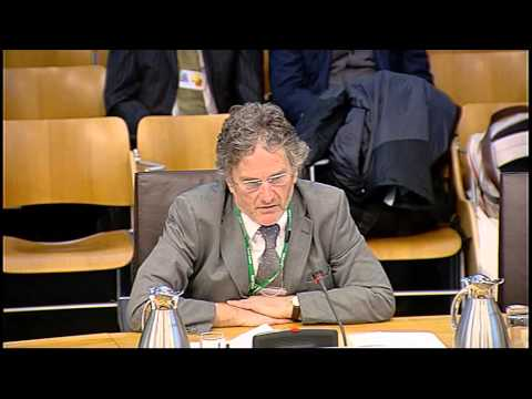 Justice Committee - Scottish Parliament: 18th February 2014
