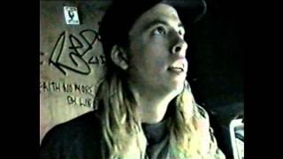 Nirvana - Tour Footage - October 1990