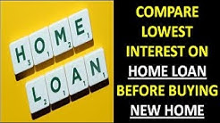 How to Compare Home Loan Interest rates