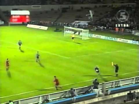 UEFA-Cup 2002-03 Round 2: FC Girondins de Bordeaux - Djurgårdens IF